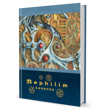 Nephilim : Les Arcanes Majeures