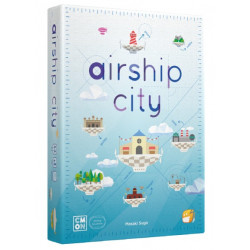 Airship City - French version