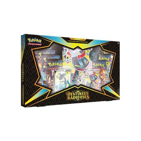 Pokémon EB04.5 Destinées Radieuses : Coffret Lanssorien VMAX