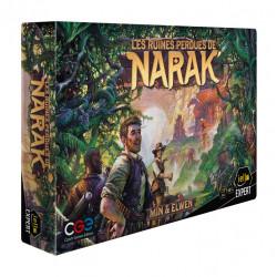 Les Ruines Perdues de Narak - French version