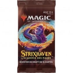 MTG Booster de draft Strixhaven FR
