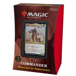 MTG Commander 2021 : Strixhaven - Héritages de Forsapience