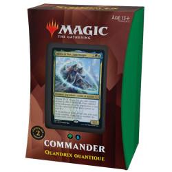 MTG Commander 2021 : Strixhaven - Quandrix Quantique