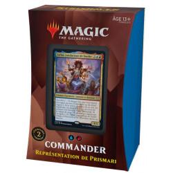 MTG Commander 2021 : Strixhaven - Représentation de Prismari