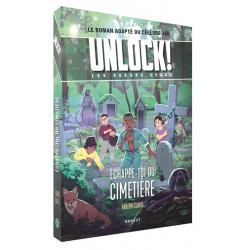 Unlock ! Les escape geeks - échappe toi des catacombes