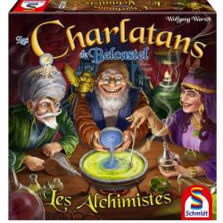 Les Charlatans - Ext. Les Alchimistes