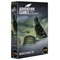 Adventure Games - Monochrome