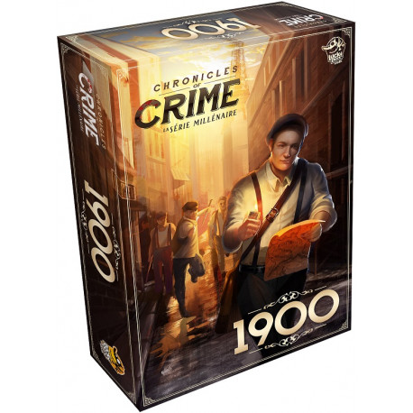 Chronicles of Crime Millenium 1900 - French version
