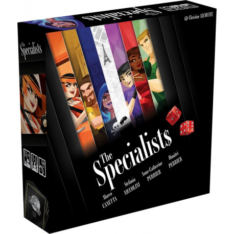The Specialists - French version