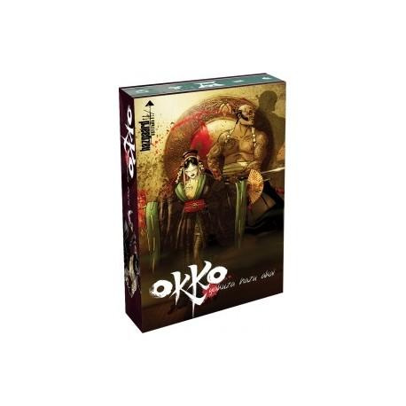 Okko Yakuzas Hazu Akai