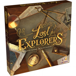 Lost Explorers - French version