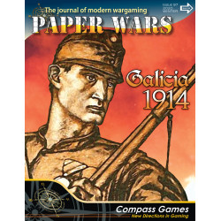 Paper Wars 97 - Battle for Galicia 1914