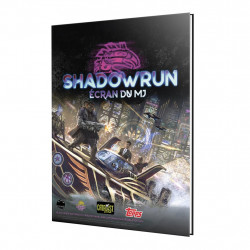 Shadowrun 6 : Écran du MJ