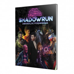 Shadowrun 6 : Dossier de Personnage
