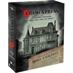 Crimexpress - Mort à Sacinay - French version