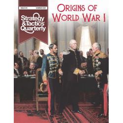 Strategy & Tactics Quarterly n°14 - Origins of World War I