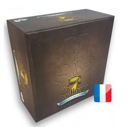 7th Continent : Pack jeu de base + extension