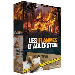 Les Flammes d'Adlerstein - French version