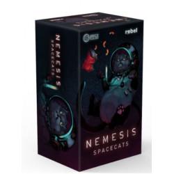 Nemesis Expansion Spacecats (figures)