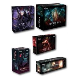 Nemesis : Lot Complet