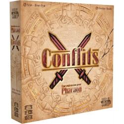 Pharaon : Conflits