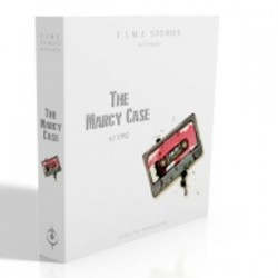 TIME Stories - The Marcy Case - used