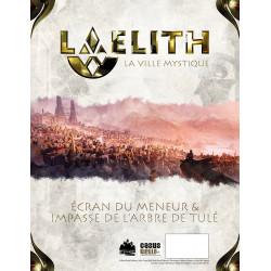 Laelith - Écran