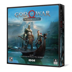 Boite de God of War : Le Jeu de Cartes - occasion A-