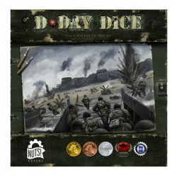 D-Day Dice FR edition - used