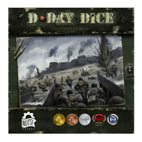 D-Day Dice FR edition