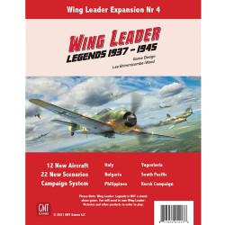 Wing Leader: Legends 1937-1945
