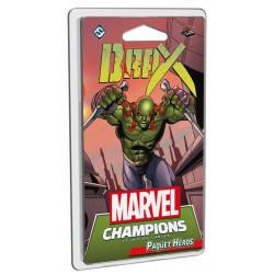Marvel Champions : Le Jeu de Cartes - Paquet Drax