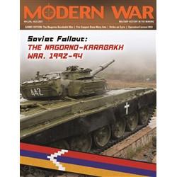Modern War n°54 - The Nagorno-Karabakh War: 1992-1994