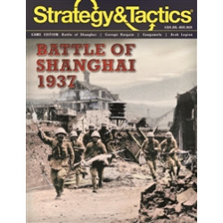 Strategy & Tactics 329 : The Shanghai-Nanking Campaign 1937