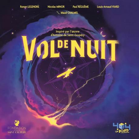 Vol de Nuit - French version