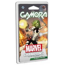 Marvel Champions : Le Jeu de Cartes - Paquet Héros Gamora