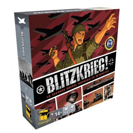 Blitzkrieg - La seconde guerre mondiale en 20 minutes - French version