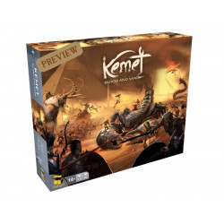 Kemet Blood and Sand - French version
