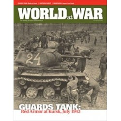 World at War 13 - Guards Tank : red armor at Kursk