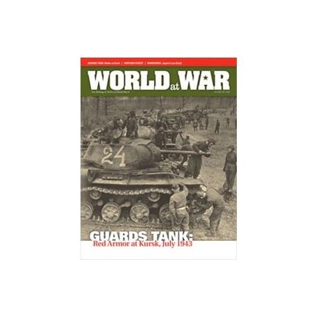 World at War 13 - Guards Tank : red armor at Kursk