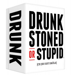 Drunk Stoned or Stupid - FR