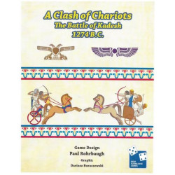 Clash of Chariots : Battle of Kadesh 1274 BC