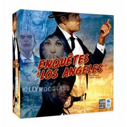 Enquêtes à Los Angeles - French version