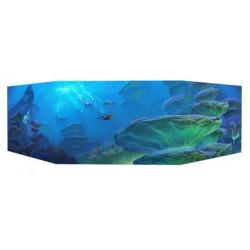 Aquablue : Écran