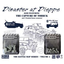 Extension Mémoire 44 - Battlemaps Vol.4 Le désastre de Dieppe