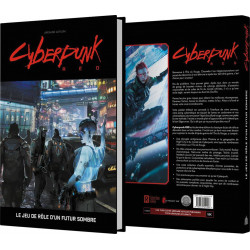 Cyberpunk Red : Le Jeu de Rôle d'un Futur Sombre