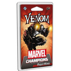 Marvel Champions : Le Jeu de Cartes - Paquet Venom
