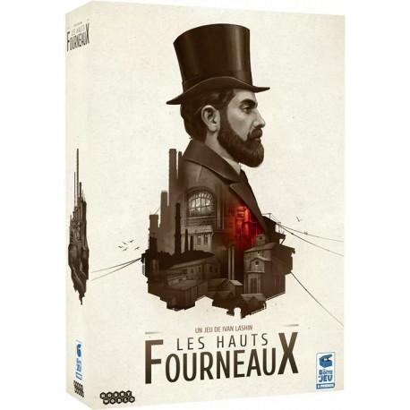 Les Hauts Fourneaux - French version
