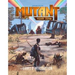 Mutant Year 0 : Livret d'introduction