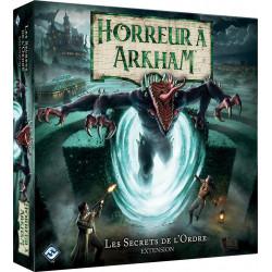 Horreur à Arkham - Les Secrets de l'Ordre